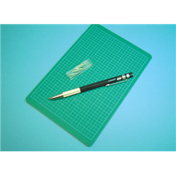 High quality Pen knife and cutting mat