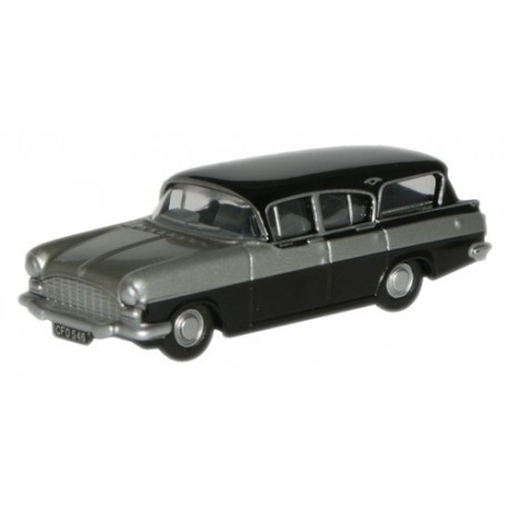 Vauxhall Cresta Friary Estate Silver Grey/Black