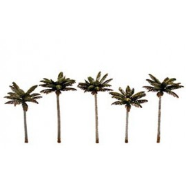 Small Palm Trees - Pack of 5
