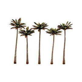 Long Palm Trees - Pack of 5