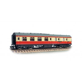 Stanier Brake Second BR Crimson & Cream