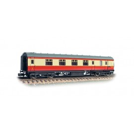 Stanier Brake First BR Crimson & Cream
