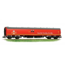 BR Mk I TPO Coach Royal Mail Travelling Post Office Red