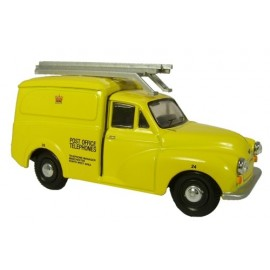 Morris Minor 1000 Van Post Office Telephones Yellow