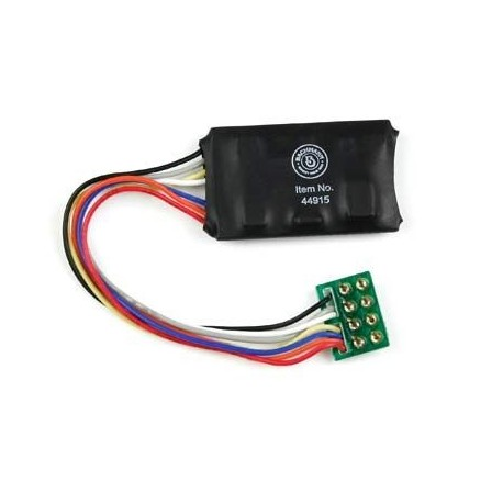 E-Z Command 1 Amp 2 Function DCC Decoder