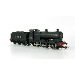 Airfix 54122 LMS Fowler Class 4F 0-6-0 LMS black OO gauge used