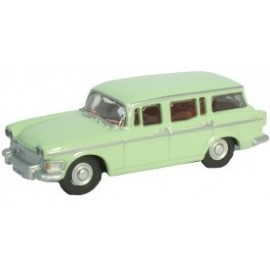 Humber Super Snipe Green