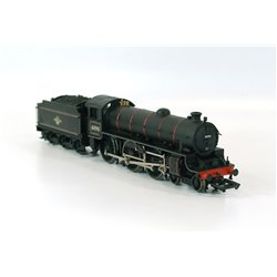 Bachmann 31-702A LNER Class B1 4-6-0 BR lined black OO gauge used