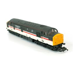 Lima L205079 Class 37 diesel InterCity Swallow livery OO gauge used