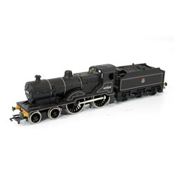 Mainline 937515 LMS Class 2P 4-4-0 BR lined black late crest OO gauge used