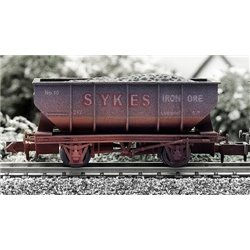 21t Hopper Sykes Weathered