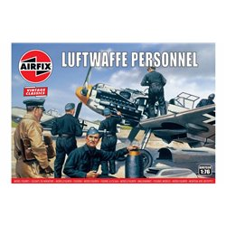 1:76 scale Luftwaffe Personnel (WWII) 'Vintage Classics series' figures x46