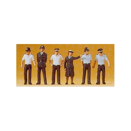 British Police in Shirt Sleeves (6)