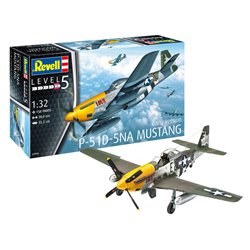 Revell 1:32 - P-51D-5NA Mustang