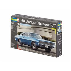 1:25 scale 1968 Dodge Charger R/T