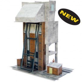 Coaling Tower H:300mm area: 250x165mm