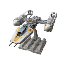 Y-wing Starfighter (BANDAI) - 1:72 scale model kit