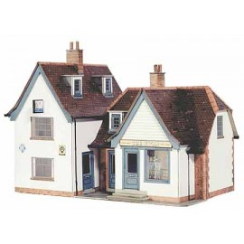 Small Pub (Swan Inn) H: 115mm (155 x 90mm) - Card Kit