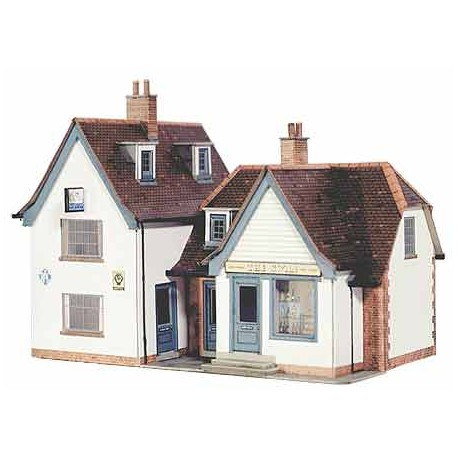 Small Pub (Swan Inn) - Card Kit