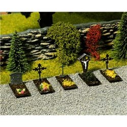 Graves/Pack of 5 – Assorted Colours