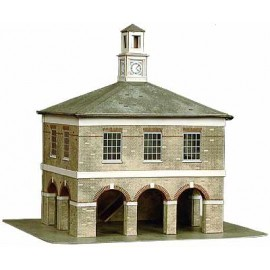 Market House H: 165mm - Card Kit
