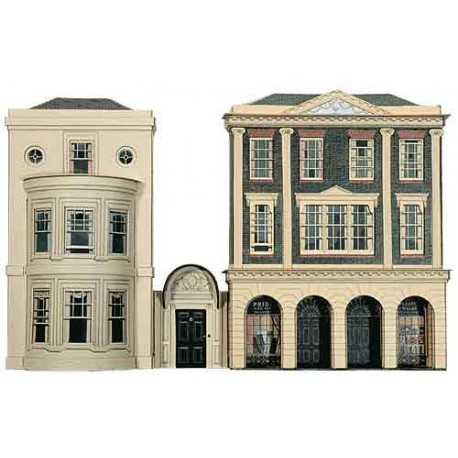 Regency Period Shops & House