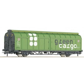 SJ Green Cargo Sliding Wall Wagon VI
