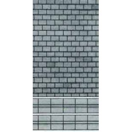 Building Papers - Grey Slates
