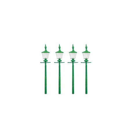 Station/Street Lamps (4 per pack)