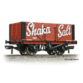 7 Plank Fixed End Wagon 'Shaka Salt'