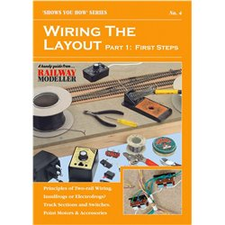 Wiring the Layout - Part 1: 1st Steps
