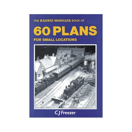 60 PLANS SMALL RLYS
