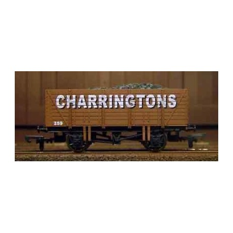 "9-plank open wagon ""Charringtons"""