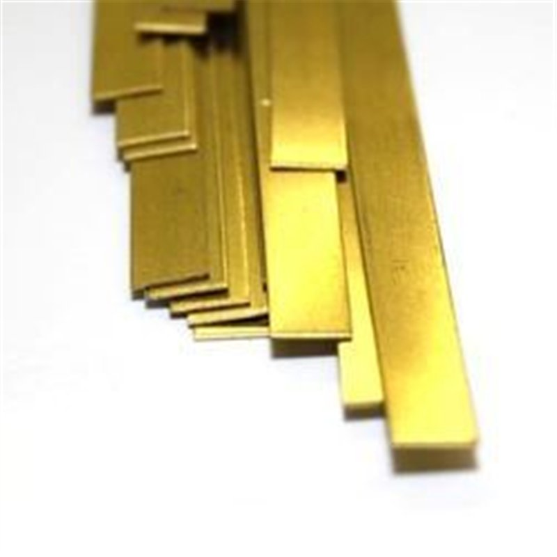 0 064 x 1 in  brass strip  1 62 x 25 40 mm