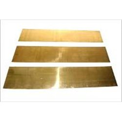 .010 BRASS SHEET METAL