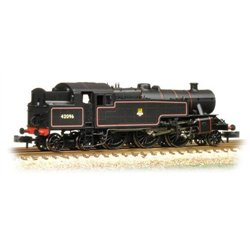 Fairburn 2-6-4 Tank 42096 BR Black Early Emblem