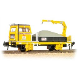 Plasser OWB10 With Crane (Motorised)