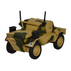 Dingo Scout Car 50th Royal Tank Regiment 23rd Armoured Brigade Tunisia