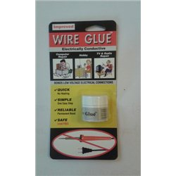 Wire Glue - Conductive paint