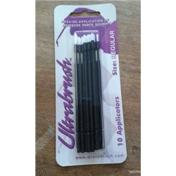 Ultrabrush black - pack of 10