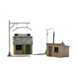 Trackside Accessories (Dapol - Kitmaster)