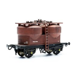 Twin Silo Wagon
