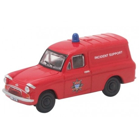 Ford Anglia Fire Van