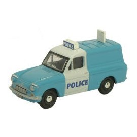 Anglia Van Hull City Police