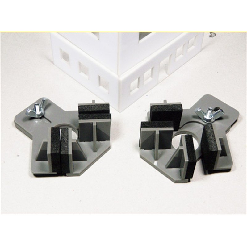 Proses Right Angle Holders For Kit Buildings
