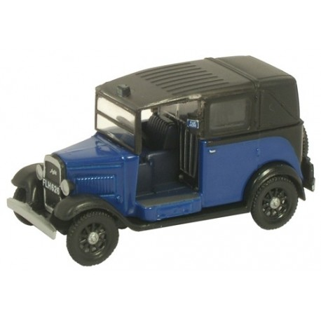 Austin Taxi Oxford Blue