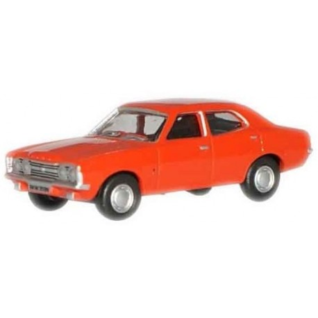 Ford Cortina MkIII Sebring Red