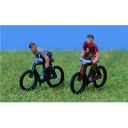 PD Marsh N Gauge Cyclists by