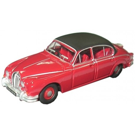 Jaguar Mk II Regency Red
