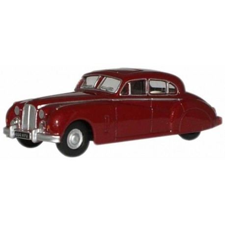 Jaguar MkVIIM Claret Metallic (Queen Mother)